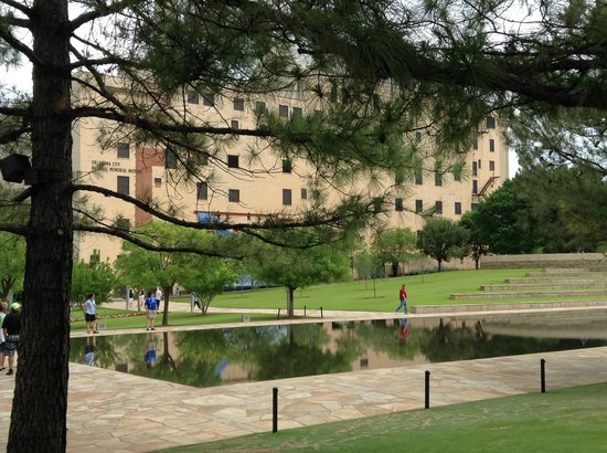 Oklahoma City National Memorial & Museum: OKC Memorial Site