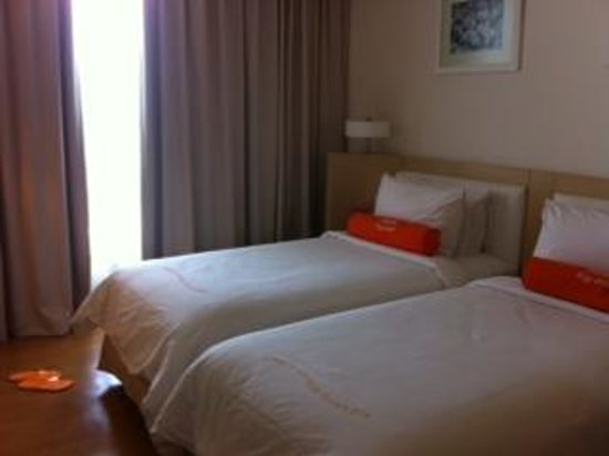 HARRIS Hotel & Conventions Malang : The room