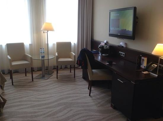 Radisson Blu Hotel Gdansk: комната бизнес класа 341