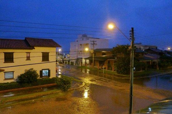 Pousada Casagrande: Una noche lluviosa