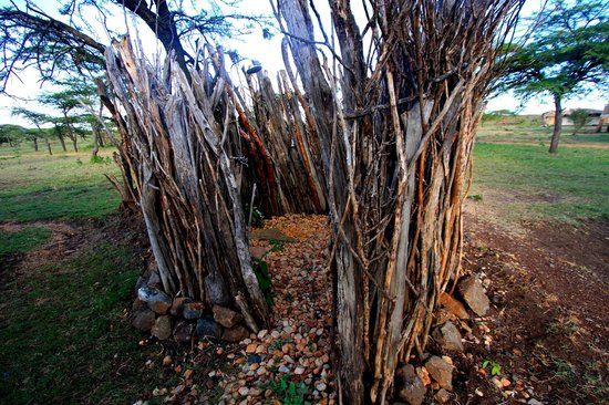 Kandili Camp: Ducha al aire libre