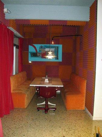 Vibes Music Hotel: Un rinconcito hermoso para almorzar o cenar
