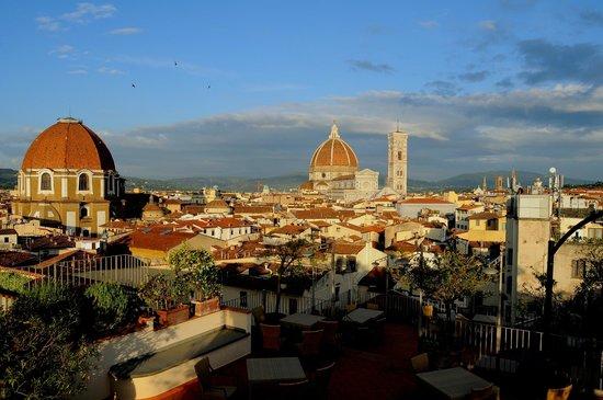 Grand Hotel Baglioni Firenze : a contatto con la storia