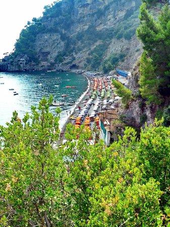 Spiaggia del Fornillo: Fornillo beach