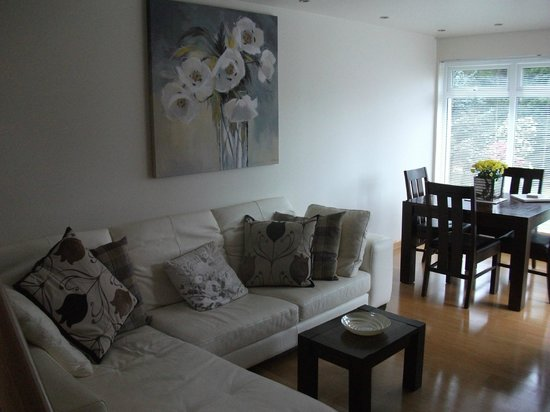 Myrtle Bank Guest House : Ground floor lounge