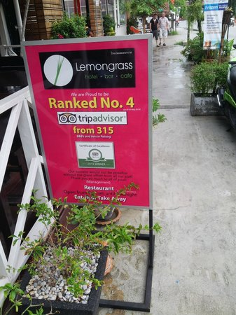 Lemongrass Hotel: Lemongrass