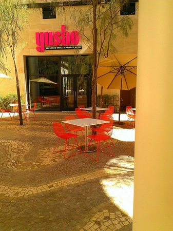 Photo of Performing Arts Venue Yusho Japanese Grill & Noodle House at 3770 Las Vegas Blvd S, Las Vegas, NV 89109, United States