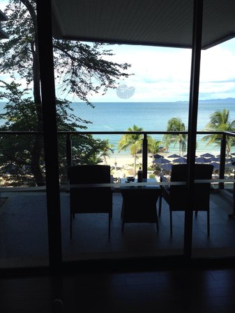 Beyond Resort Krabi: The view from the room