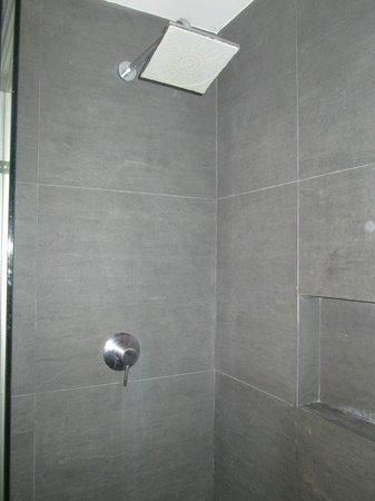 Hotel El Ejecutivo: Baño