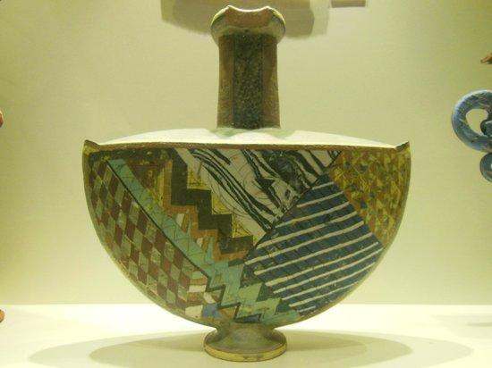El Museo Nacional de Ceramica y de las Artes Suntuarias Gonzalez Marti : poterie
