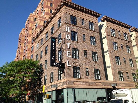 The GEM Hotel Chelsea: Chelsea Hotel