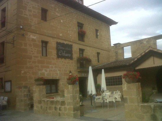 Sajazarra, España: Impresive noble masonry at