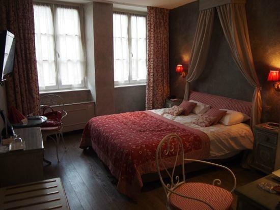 Hotel Beaucour: お部屋