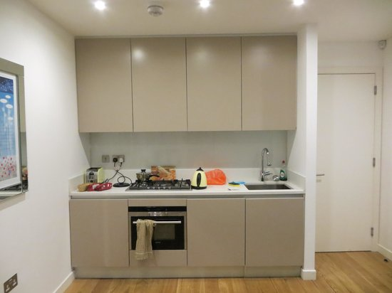 Scotia Grand Residence - Quartermile Apartments: High Quality Kitchen