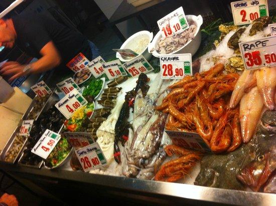 La Parada del Mar : All fresh and good quality