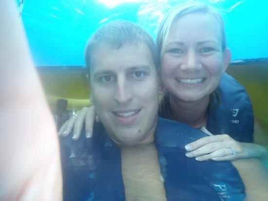 Aquabike Adventure : having a blast