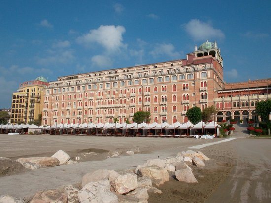 Hotel Excelsior Venice: Luxury