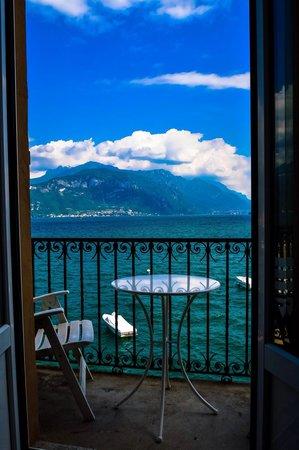 Hotel Bellavista: View from room 203