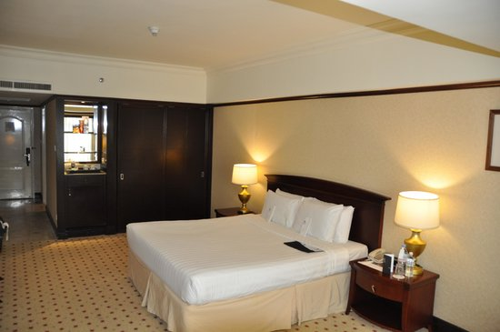 Le Meridien Kota Kinabalu : Chambre