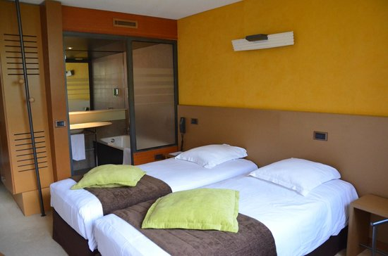 Hotel du Golf: Chambre