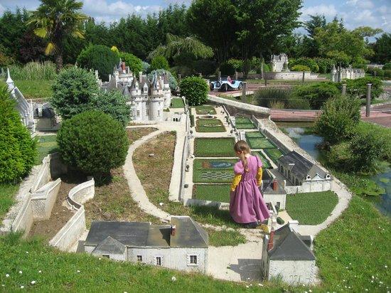 Parc des Mini-châteaux : Waouh !