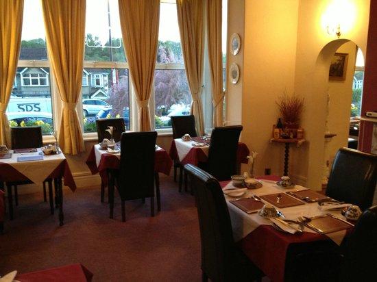 Aquae Sulis Hotel : Breakfast Room