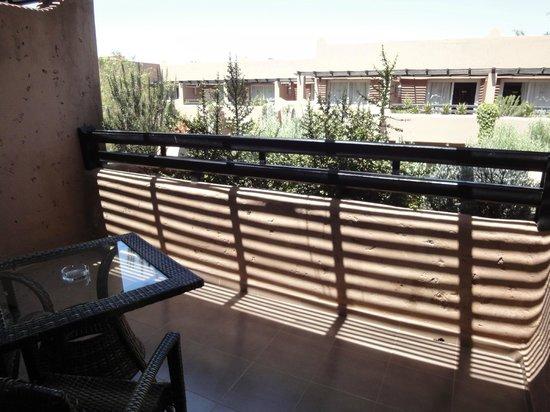 ClubHotel Riu Tikida Palmeraie : terrasse