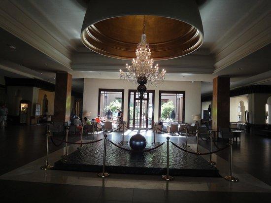 ClubHotel Riu Tikida Palmeraie : Réception