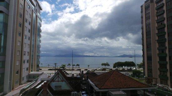 Blue Tree Towers Florianopolis: Vista do quarto