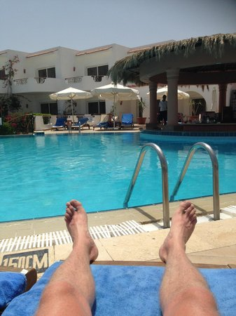 Iberotel Palace : pool bar