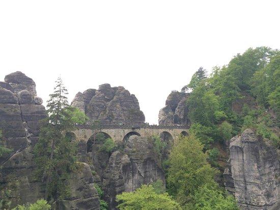 Bastei: Мост
