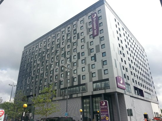 Premier Inn London Gatwick Airport (North Terminal) Hotel: the hotel