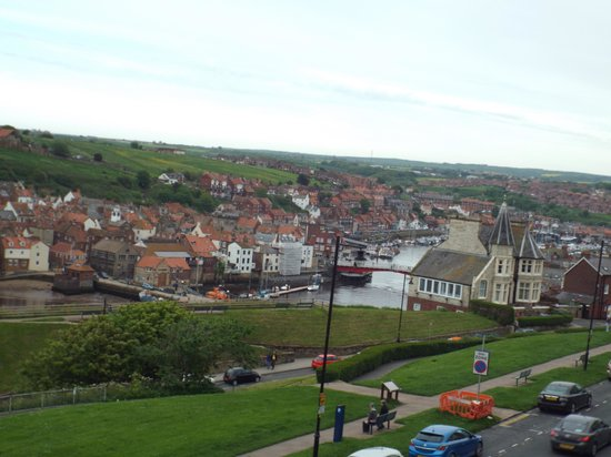 Bay Royal Whitby Hotel: View from our room
