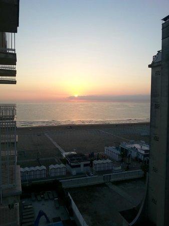 Hotel Fedora: Dalla terrazza