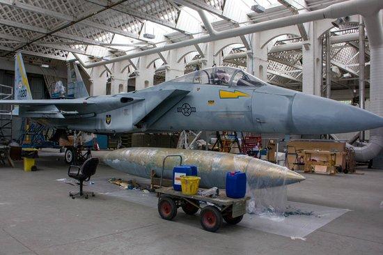 Imperial War Museum Duxford: F-15
