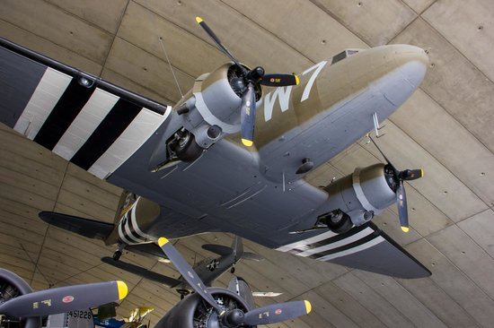 Imperial War Museum Duxford: C-47