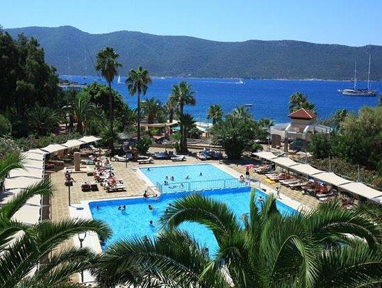 Ersan Resort & Spa: Piscine principale