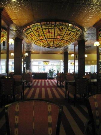 Carlton Square Hotel : The restaurant