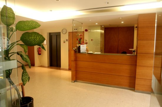 Hotel Matriz: Reception