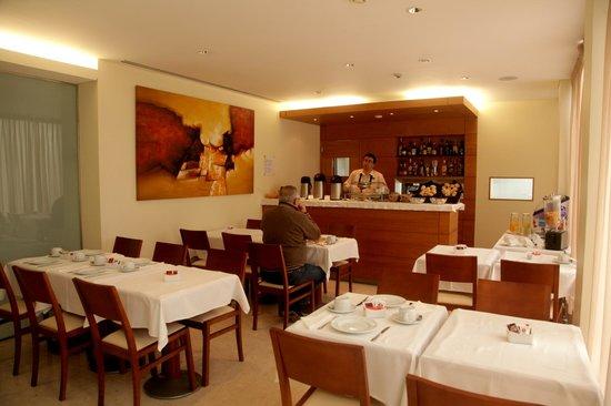 Hotel Matriz: Breakfast Room
