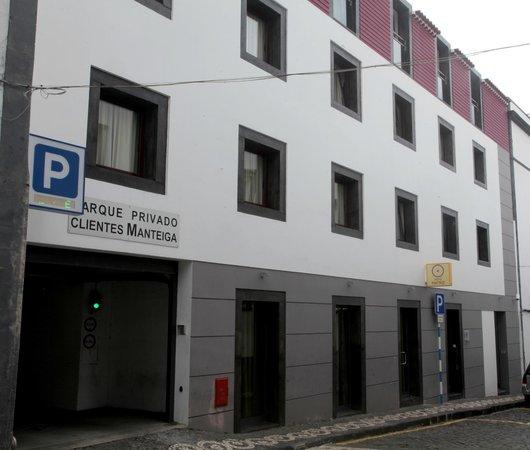 Hotel Matriz: Outside