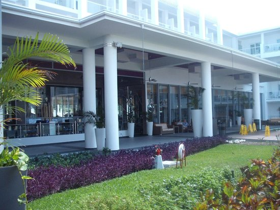 Hotel Riu Palace Jamaica: hotel....
