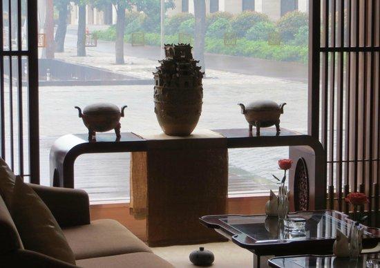 Tongquetai New Century Grand Hotel's nice decoration 3