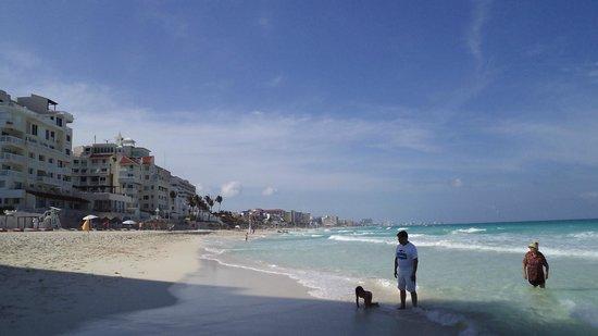 BelleVue Beach Paradise: Desde la Playa