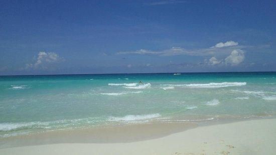 BelleVue Beach Paradise: Playa