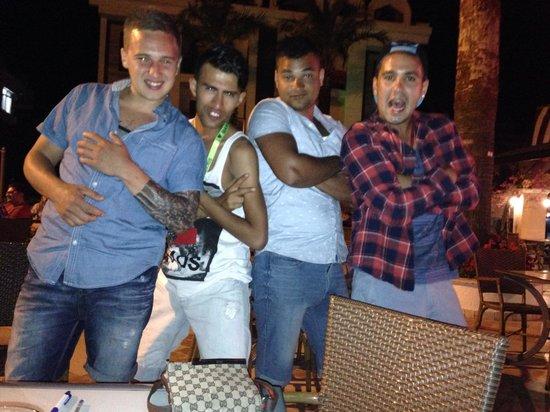 Club Anastasia: BoyZ