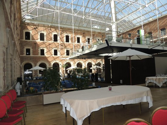 Couvent des Minimes - Alliance Lille: Piano Bar and Restaurant