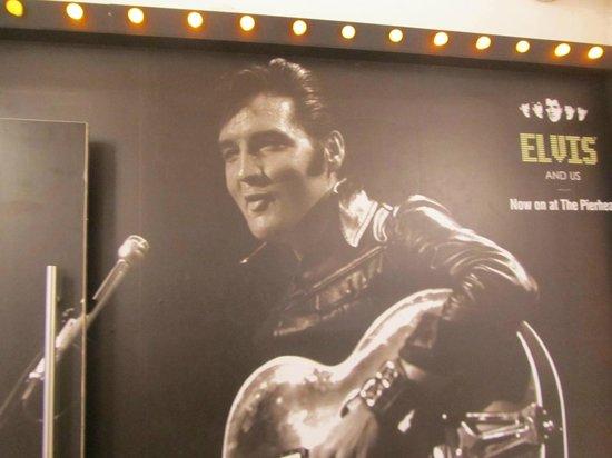 Pier Head: Elvis and Us exhbition