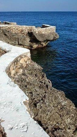 Samsara Cliffs Resort : Cliffs!