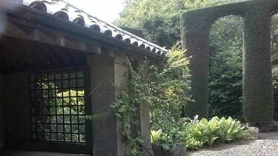 Mount Stewart House: Pagoda
